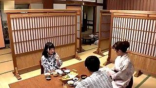 Beautiful Nakai Who Touches The Wet Oma Cousin To A Happy Boyfriend