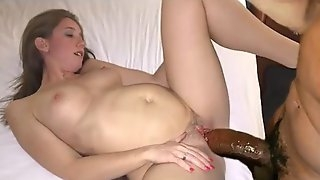 Curvy wife wants to try bbc while hubby looks