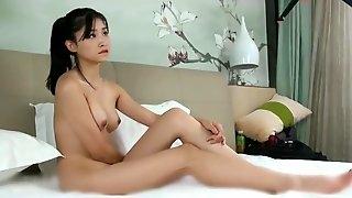 Sweety chinese nude model Yuan Yao portraut video